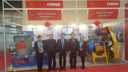 Leizhan Made Great Success At Iran Exhibition