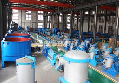 Testliner Paper Board Production Plant In Vietnam
