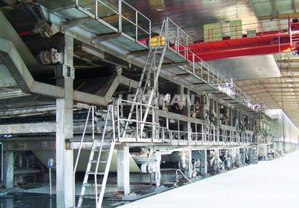 2000/180 Carbonless Paper Production Machine