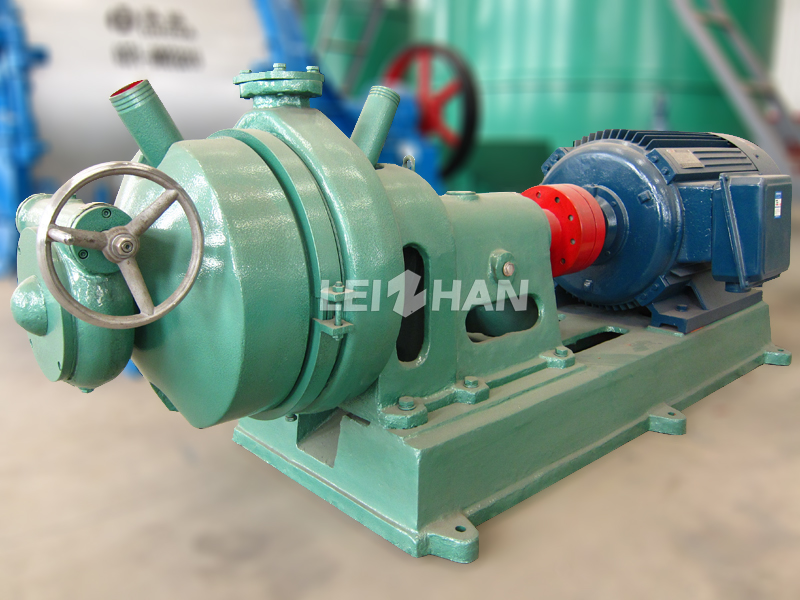 Double Disc Refiner for Paper Making