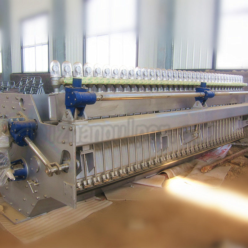 Headbox for Paper Making Line
