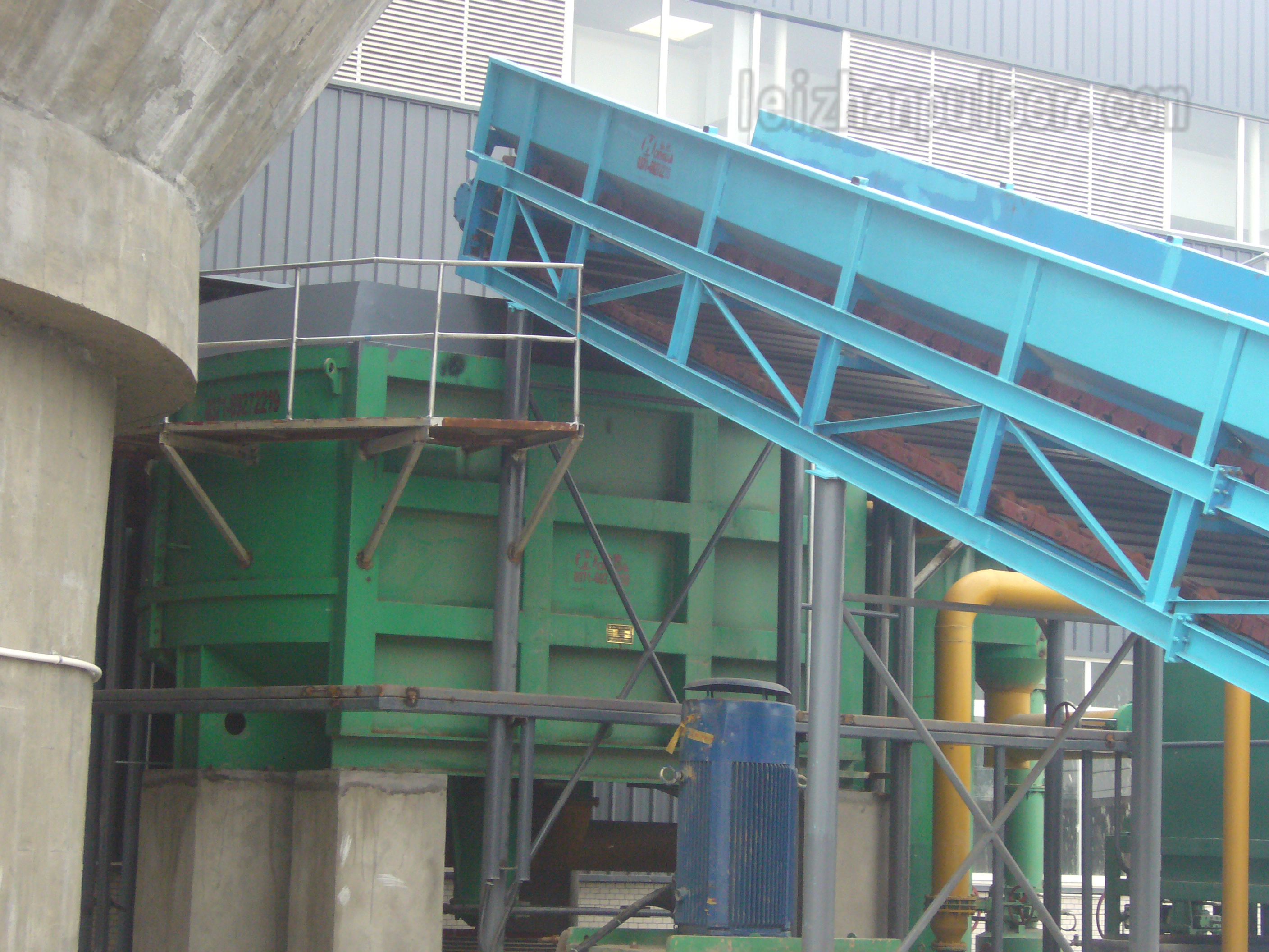 Hydrapulper For Paper Pulping