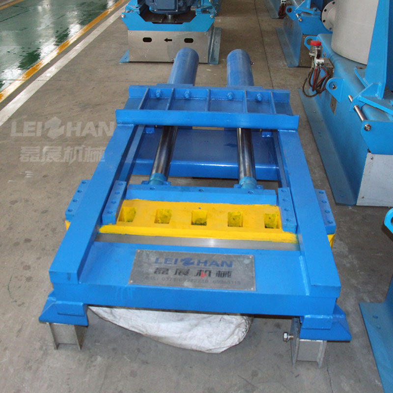 Rope Cutter PLC Control Cabinet