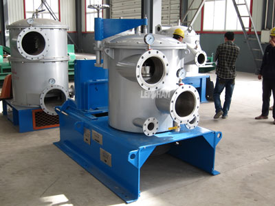 pulp-pressure-screen-equipment