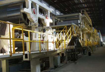3800-five-wire-coating-board-paper-machine