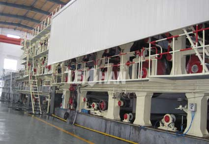 4600-low-weight-high-strength-corrugated-paper-making-machine