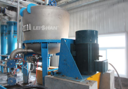 light-impurity-separator-and-reject-separator-equipment
