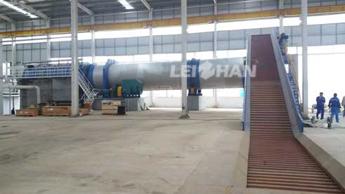 leizhan-signed-kunming-500,000tpy-packing-paper-making-project-4