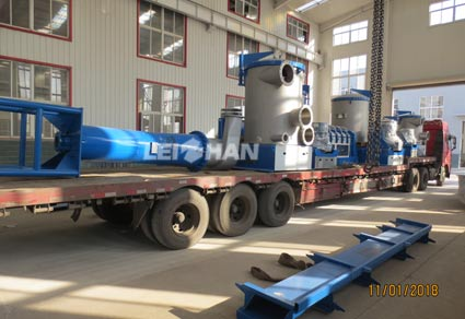 150000ton-corrugated-paper-production-line-shanxi-china