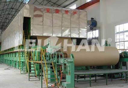 3800mm-corrugated-paper-machine